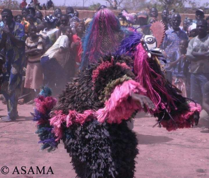 Dance des Masque! FESTIMA! ASAMA! Dédougou_IMG_1519425130115.jpg